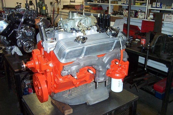 Joe's Engine Shop Gallery